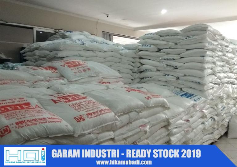 Distributor Garam Industri