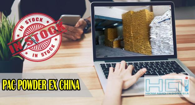 Jual PAC Powder Ex China Surabaya | Bandung | Jakarta | Balikpapan | Samarinda