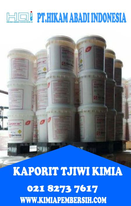 Distributor Kaporit Tjiwi Kimia Murah Surabaya | Makassar | Balikpapan | Bandung | Medan