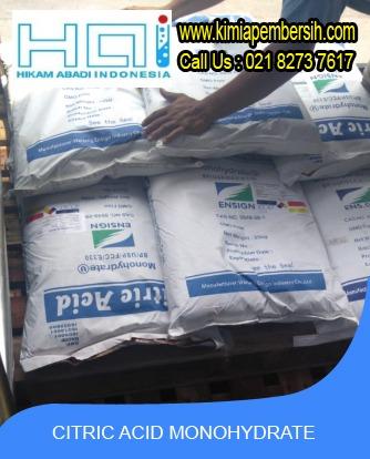 Jual Citric Acid Monohydrate Bekasi | Tangerang | depok | Surabaya | Makasar