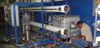 Produk Cooling Treatment : CORROSION INHIBITOR