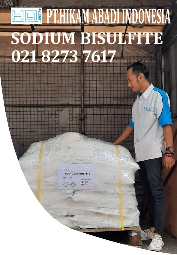 Jual Bahan Kimia Sodium Bisulfite Kirim Seluruh Indonesia