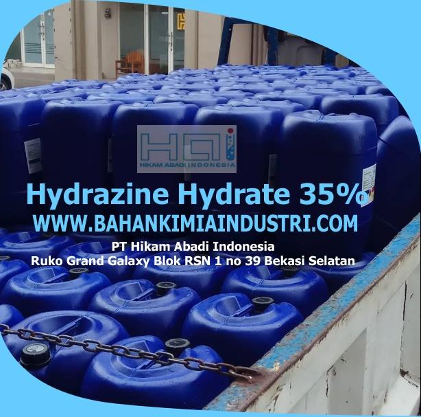 Jual Hydrazine Hydrate 35%