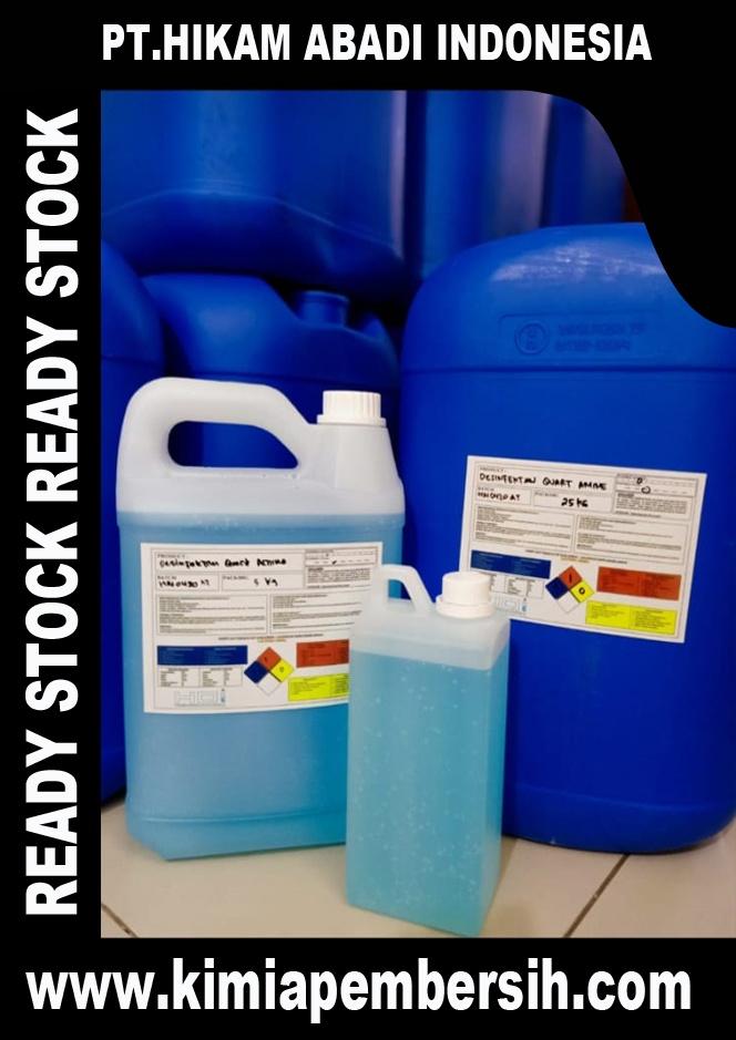 Jual Desinfectant Aman Area Bekasi