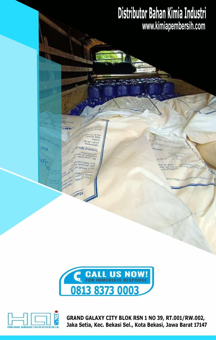 Distributor Bahan Kimia Pembersih Area Bekasi Bandung Jakarta Bogor Makassar