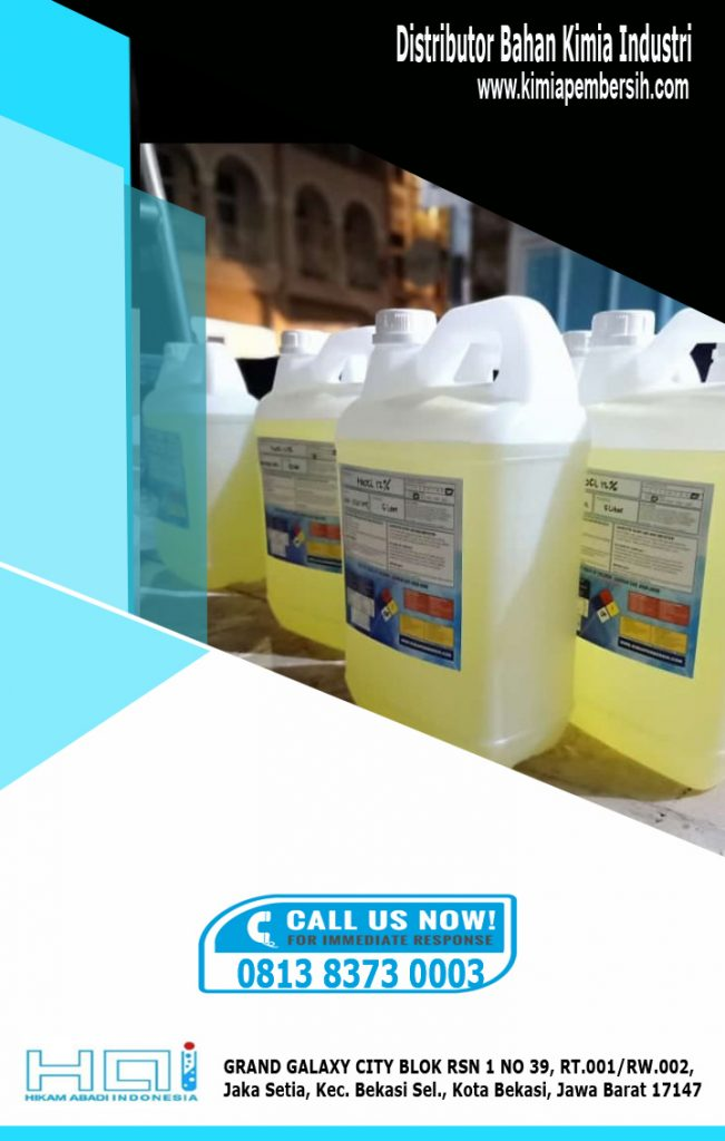 Jual HCL 5 Liter