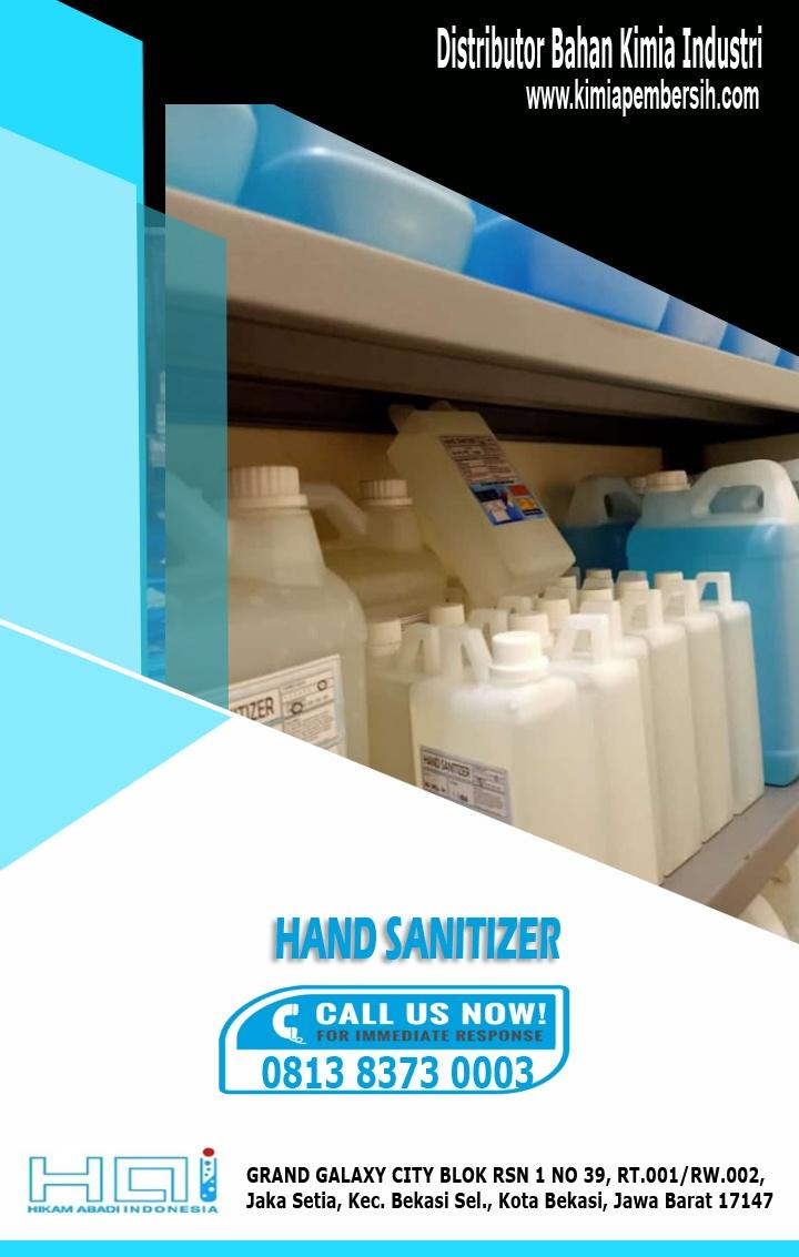 Jual Hand Sanitizer Area Jakarta 2021
