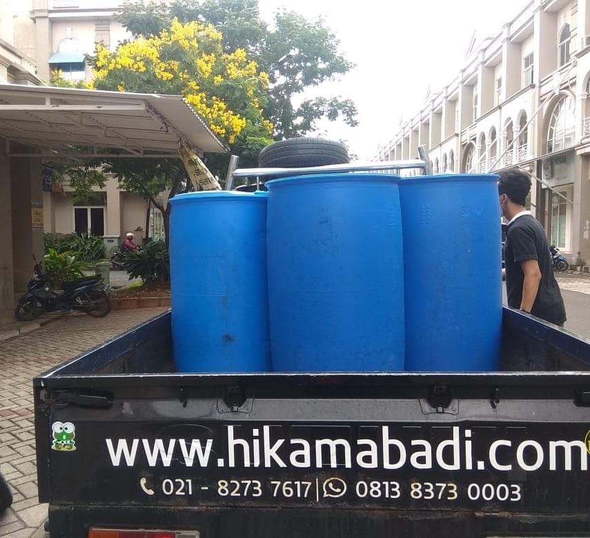 Distributor Hydrochloric acid