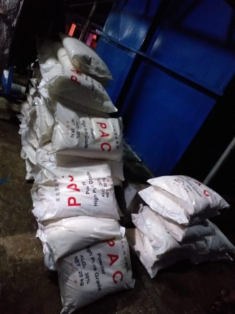 Distributor PAC di Bekasi