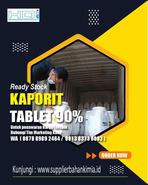 Jual Kaporit Tablet 90%