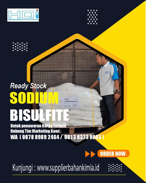 Jual Sodium Bisulfite / Natrium Bisulfite / Sodium Bisulfit