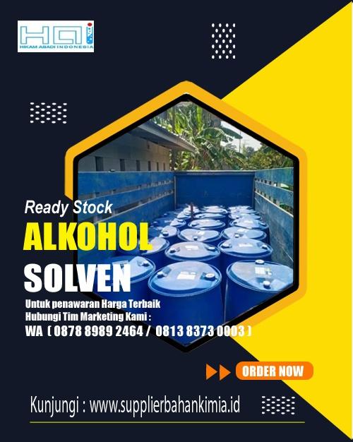 Jual Alkohol Solvent Termurah 2021