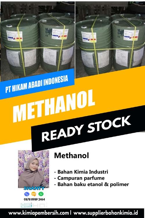 jual methanol 99%