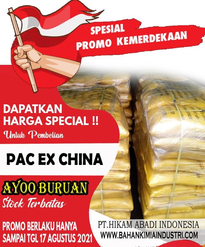 PAC Ex China