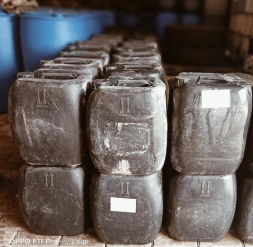 Distributor Kaporit Cair Cianjur